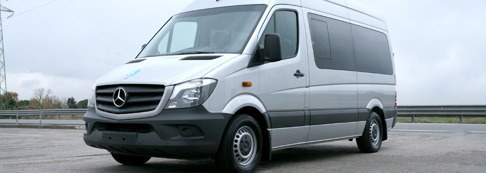 Mercedes Sprinter Disabili