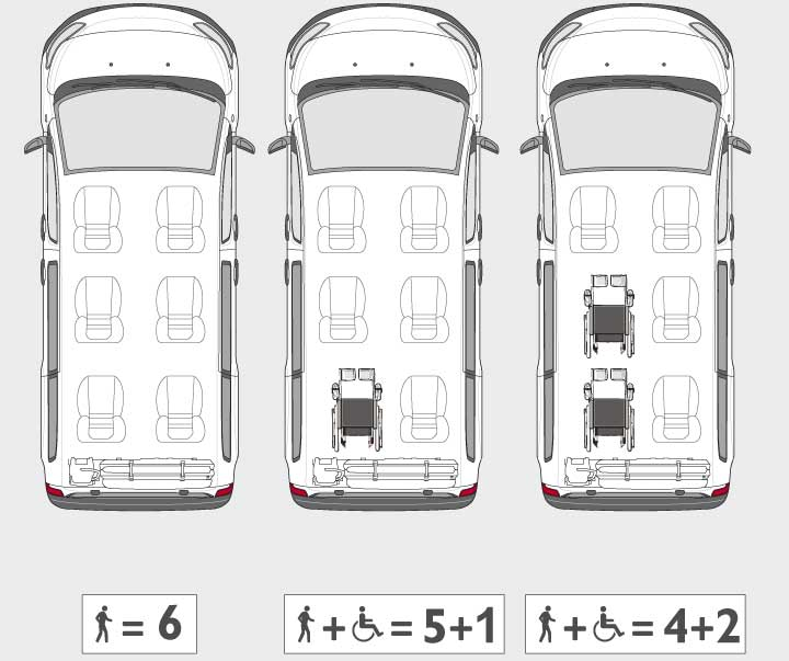 Toyota-Proace-Verso-Fiorella-Wheelchair-Lift-configurations